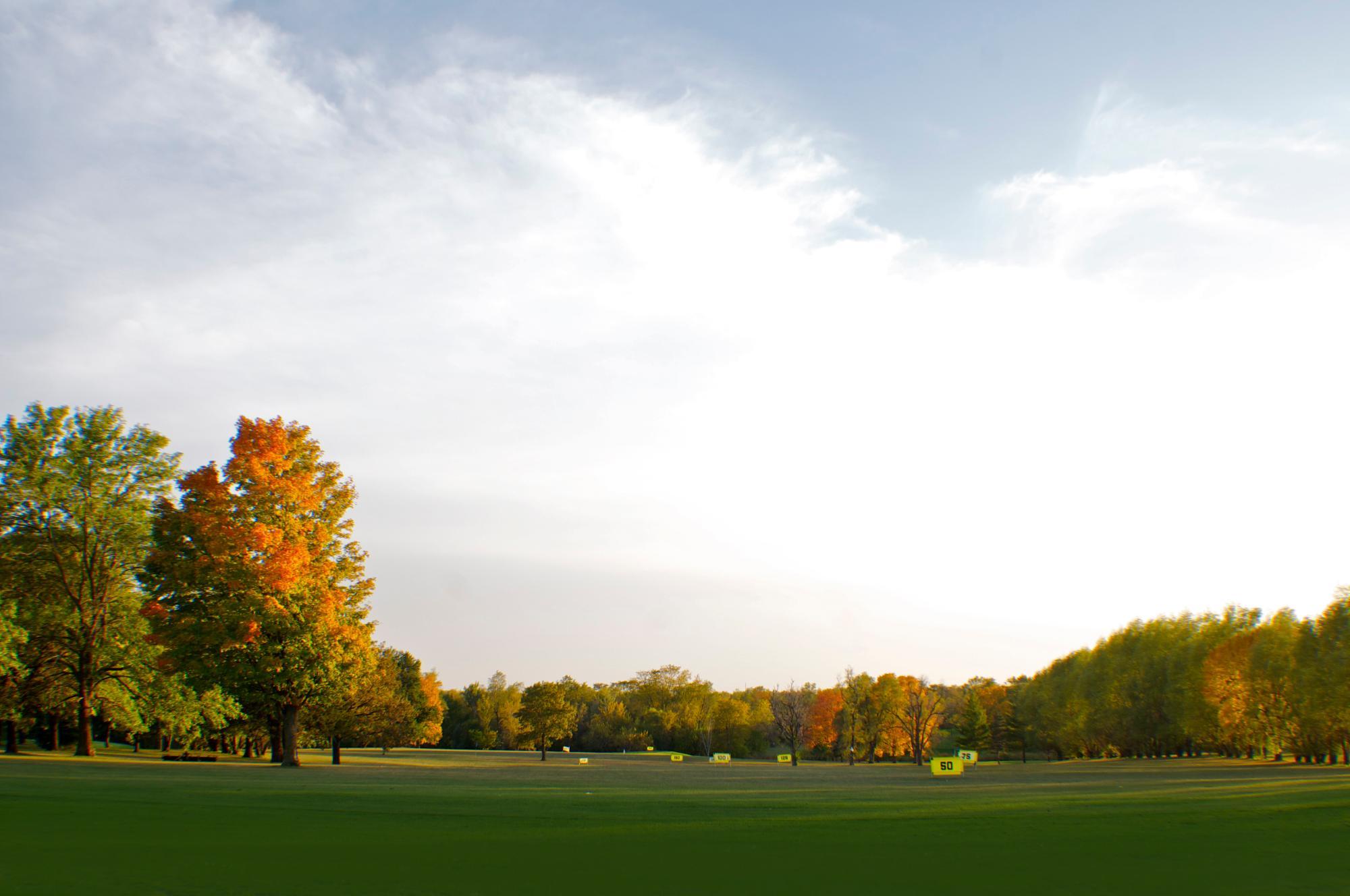 Cedar creek golf course for Ceader creek
